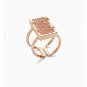 New without tags Kendra Scott Ring